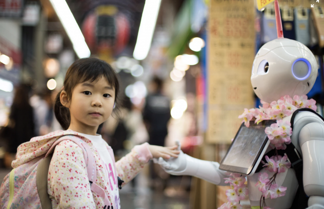 Humans and Robots - What will AI do?