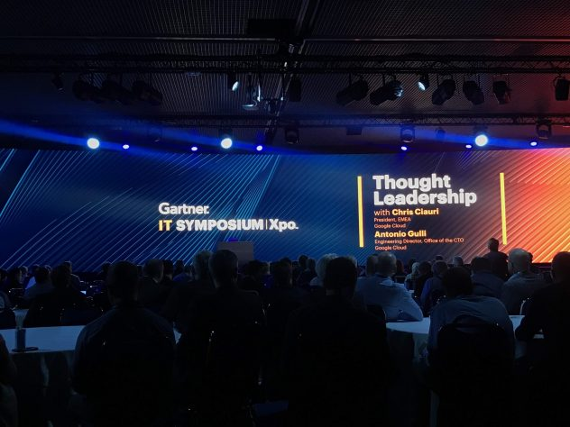 Gartner CIO Symposium 2019